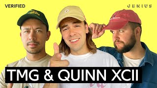 """TMG and Quinn XCII """"Daddy"""" Official Lyrics & Meaning 