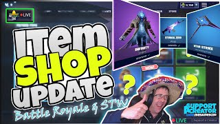💥MenamesCho's LIVE 🔵 ITEM SHOP UPDATE ⚡ COUNTDOWN 🕐 Fortnite Battle Royale   24th August 2019