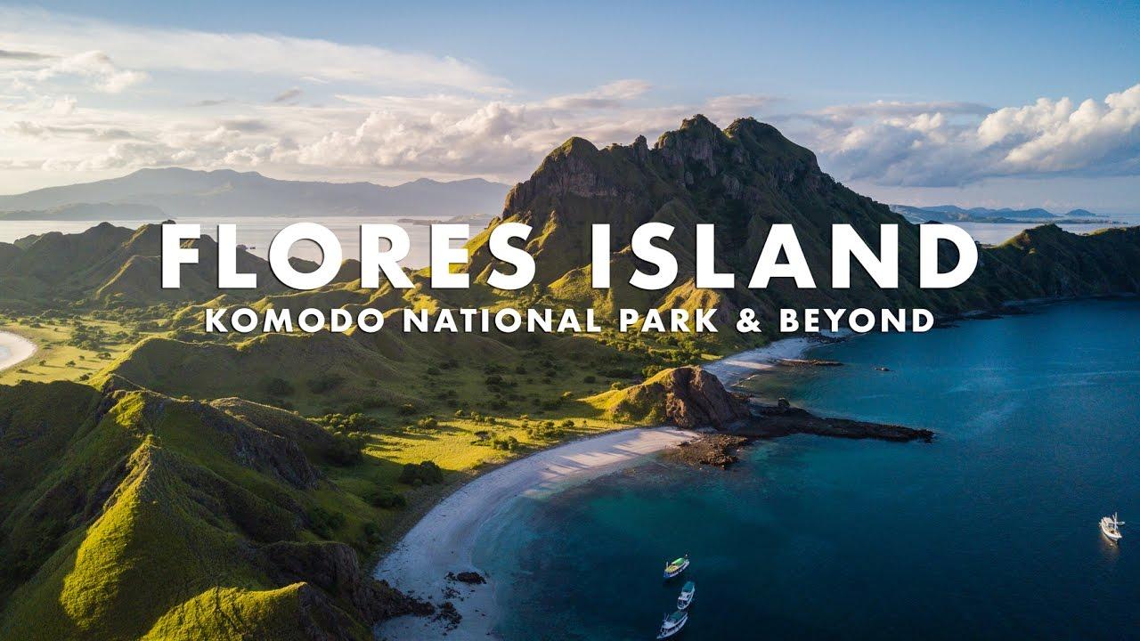 Flores Island – Komodo National Park & Beyond 4K Video