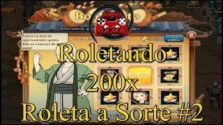 Naruto Online - 200x na Roleta Da Sorte (Em busca do Hashirama)