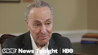 Why Senator Schumer Is Introducing A Bill That Decriminalizes Marijuana (HBO)