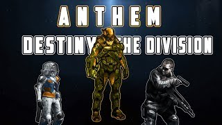 ANTHEM: Destiny 2 или The Division? ОБЗОР l ГЕЙМПЛЕЙ l ДАТА ВЫХОДА l НОВОСТИ l ПРОХОЖДЕНИЕ l ПК l 4K