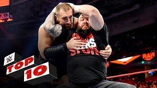 Top 10 Raw moments: WWE Top 10, Dec. 9, 2019