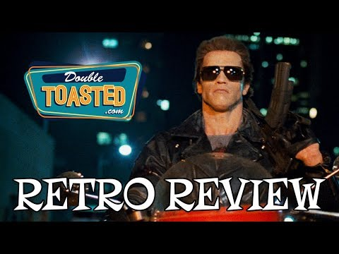 THE TERMINATOR  - RETRO MOVIE REVIEW HIGHLIGHT - Double Toasted