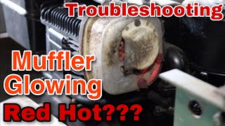 Muffler Glowing Red Hot?? Here's What To Do