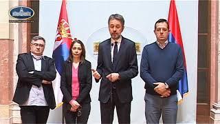 U Skupštini potres: Radulović otkrio - noću se čudne stvari dešavaju u Srbiji, MUP ćuti