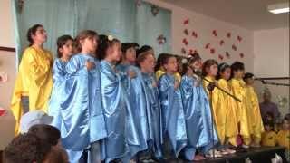 Coro Infantil Marinheira (Hino de Portugal)