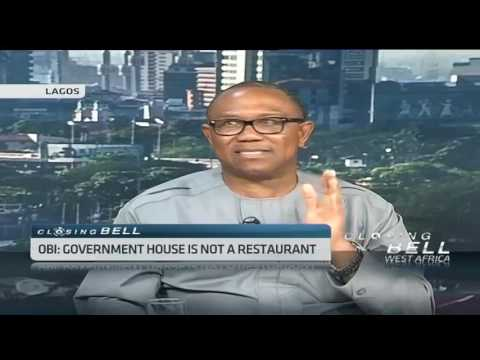 We Should Amend Our Constitution to Mandate Us to Save At Least 10% of Every Revenue – Peter Obi | WATCH on PG