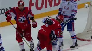 Бой КХЛ: Елесин VS Рыков