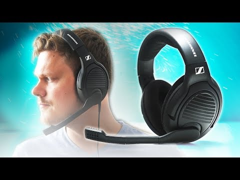 My New FAVORITE Gaming Headset!  Sennheiser PC37X