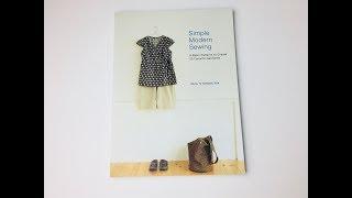 Japanese Sewing Book Review# Simple Modern Sewing By Shufu To Seikatsu Sha