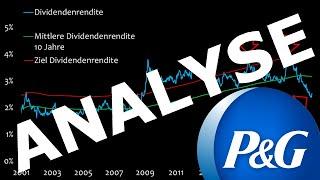 Procter & Gamble - Aktienanalyse, Dividende, Fairer Preis