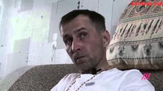 безногий террорист ДНР из россии.