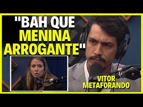VITOR ENSINA A QUEBRAR A ESTRATGIA DA PRIOLI   Cortes Podcast - Os Melhores!