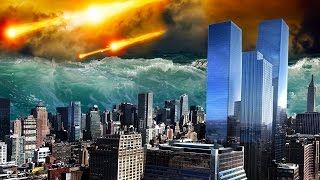 DESTROYING NEW YORK CITY | Cities Skylines Disasters