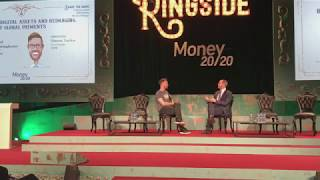Ripple CEO Brad Garlinghouse, At Money2020