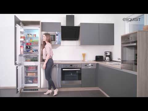 EKGC 270/70-4 EA++ Einbau-Kühl-Gefrierkombination