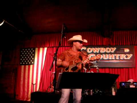 The Chris Lozano Band Live @ Cowboy Country Feb. 28, 2009