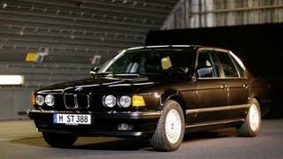 BMW 7 klasė (E32) 1986 - 1994