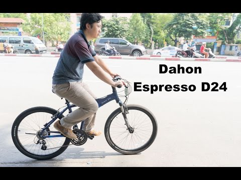 Dahon Espresso D24 Folding Bike Review – Comfortable Riding with 26-inch Wheels
