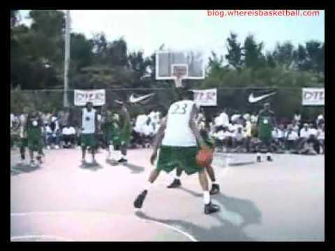 Kevin Durant vs P Shitty - Goodman League 2008