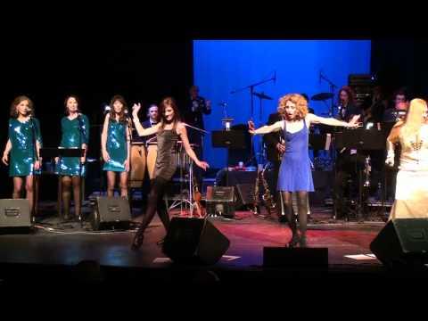 R.E.S.P.E.C.T. - A Tribute to the Golden Era of Soul at Sondheim Theater Fairfield Convention Center, March 11-12, 2011 Fairfield Soul Revue Orchestra