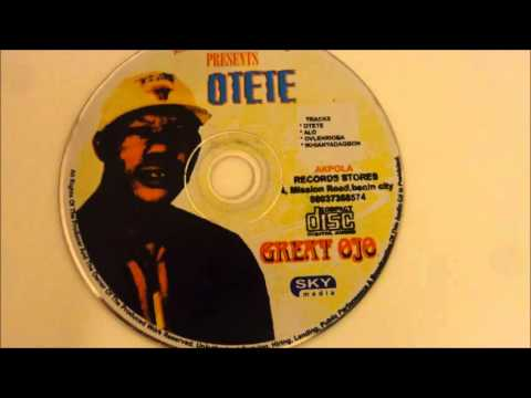 Download Osaro Nomayo uselu motor park / edo _benin music - Mrgrill