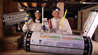 AU DIY: How to install Earthwool® underfloor insulation roll (long)