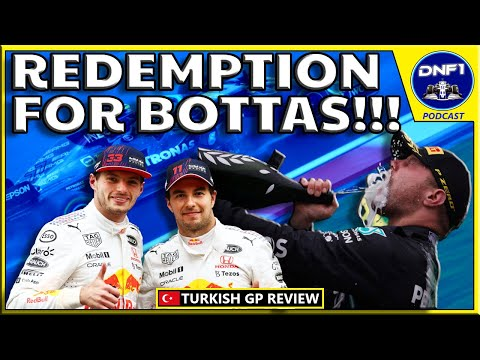Turkish GP Review - Bottas Finally Gets The Win As Verstappen Takes Championship Lead!