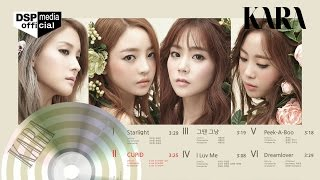 KARA(카라)- 7TH MINI ALBUM [IN LOVE] Preview