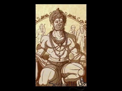 Hanuman ji whatsapp status | HANUMAN CHALISA | MAHABALI