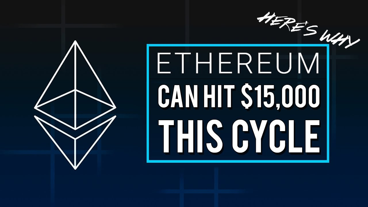 Why Ethereum (ETH) Could Hit $15,000 This Cycle!!