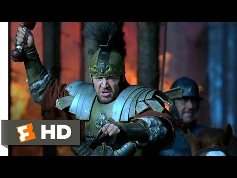 Gladiator  1 8  movie clip   maximus leads his troops to victory  2000  hd