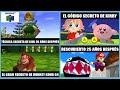 8 Secretos De Juegos Del Nintendo 64 Que Tomaron A os E