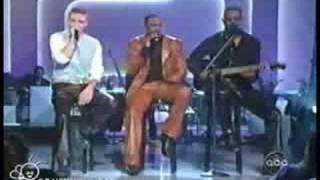 Justin Timberlake, Wayne Brady, and Brian Mcknight