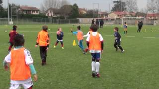 ECOLE DE FOOT U6 U9 Football Club Villefranche Beaujolais 2013/2014