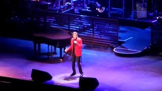BARRY MANILOW LIVE CONCERT IN FLORIDA. A RAINBOW SOUL.*