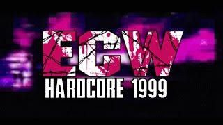 ECW Hardcore 1999: Raven & Tommy Dreamer Vs The Impact Players 10 30 1999