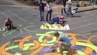 """Community Roots"" Intersection Repair"