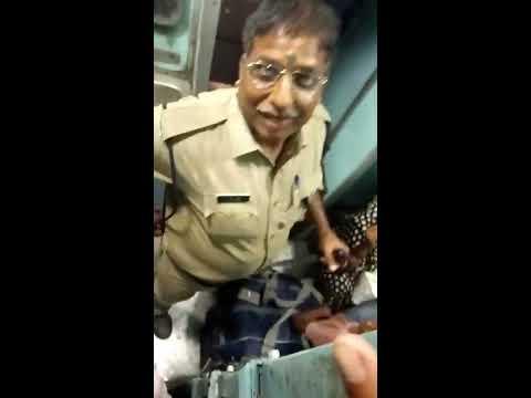 Fuck in train
