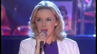 Kylie Minogue - Rescue me - Where Is The Feeling (Live Dont Forget Your Toothbrush 10-12-1994)