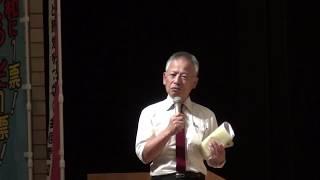 愛知7区共謀罪や改憲に対する考え・保田泉氏新社会党2017.6.4