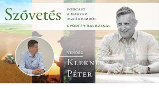 Klekner Péterrel az online élelmiszer-vásárlásról - Szóvetés 2. évad 12. epizód