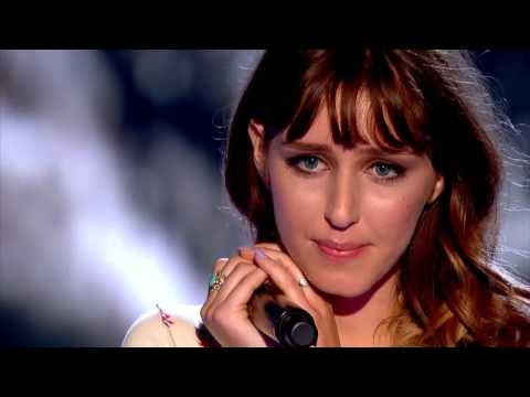 Full Blind Audition 2015 : Esmée Denters 'Yellow' - The Voice UK