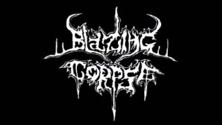 Blazing Corpse - Misanthropic Spirit