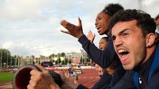 Boras 2019 : L'esprit équipe de France