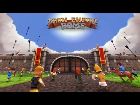 Grow Empire: Rome Android Gameplay