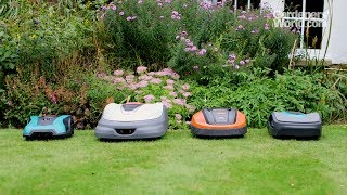 Robotic Lawn Mowers - Buyers Guide