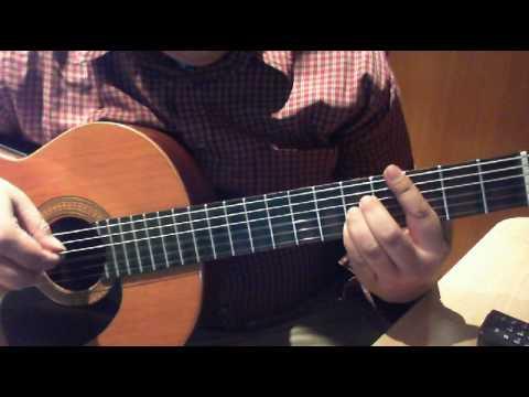 Fernando Delgadillo - Cosas y palabras - intro
