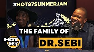 Family Of Dr. Sebi On Nick Cannon Reaching Out On Doc, Magic Johnson's HIV Status + Left Eye